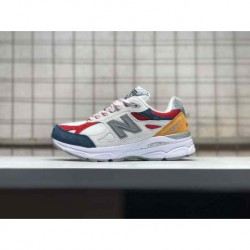 Spot-Fake-New-Balance-New-Balance-China-Shoes-New-Balance-M990V3-Size36-44-Pigskin
