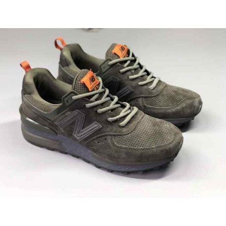 new balance 574s material
