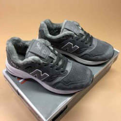 New balance 007 size:36-44 pigskin cotton-wool blend