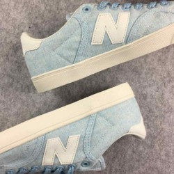 New-Balance-Light-Blue-Light-Blue-New-Balance-New-Balance-Opening-Smile-B-Light-Blue-Size-36-44-Bamboo-Cloth