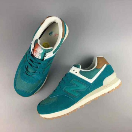on sale b1548 8834f New Balance 574 Suede & Mesh Sneakers,New Balance 574 Beige Suede  Trainers,New Balance 574SEB Size:36-39 Suede