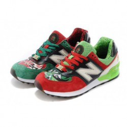 Deadstock new balance 576 peking opera mask special edition unparalleled yin yang shoes size: 36-44
