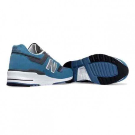 6 most new colorway new balance m997, color: lake water / smoke, crossover limited edition