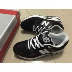 New-Balance-530-White-And-Black-New-Balance-530-Black-and-White-Size-36-44-Pigskin-Material