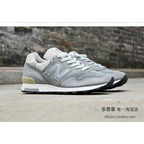 6 Years Deadstock New Balance M1400SB, Color: Thousand Grey, Made In America Limited Edition