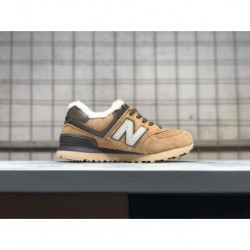 New-Balance-574-Sale-Clearance-New-Balance-574-Shoes-Sale-New-Balance-574-Size36-44-Pigskin-Cotton-wool-blend