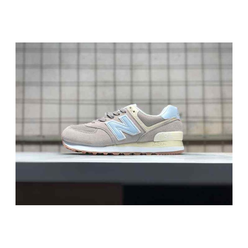 New Balance 574 Suede Trainers,New Balance 574 Brown Suede,New ...